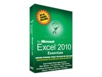 Total Training Total Training for Microsoft Excel 2010 Essentials CBT DVD, TEXCEL 2010, 15200259, Software - Training