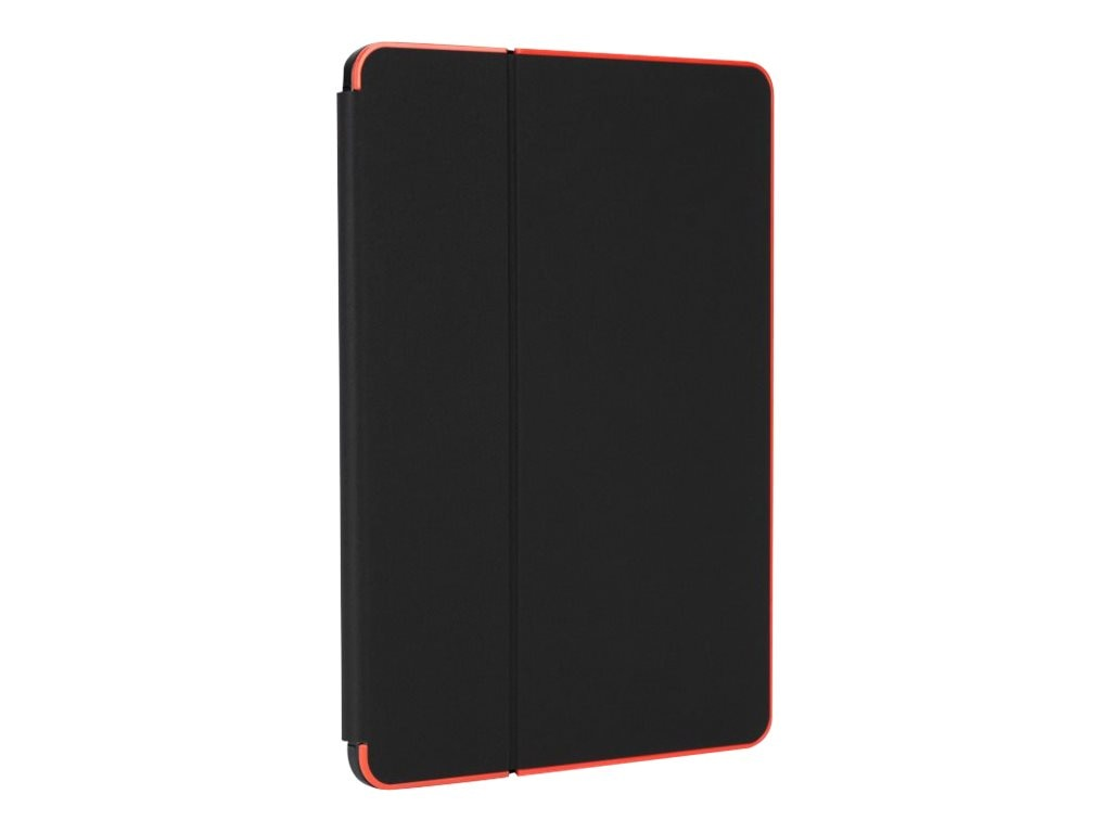 Targus Hard Cover iPad Air 2, Black Red Edge, THZ520US, 25113061, Carrying Cases - Tablets & eReaders
