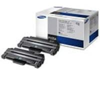 Samsung Black Toner Cartridges for ML-2525, SF-650, SCX-4623, SCX-4600 & ML-2545 Series (2-pack), MLT-P105A, 14675877, Toner and Imaging Components