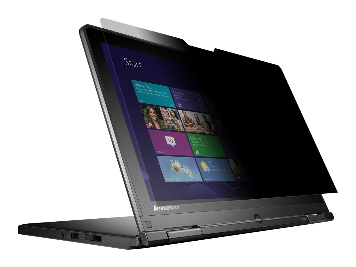 Lenovo Thinkpad Yoga Landscape Privacy Filter, 4Z10F04121