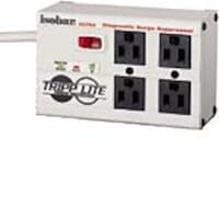 Tripp Lite Isobar Ultra Surge (4) Outlet 6ft Cord LEDs 3330 Joules, ISOBAR4ULTRA, 148367, Surge Suppressors