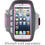 Belkin Ease-Fit Plus Armband, Day Glow for iPhone5 F8W106TTC03