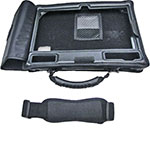 Fujitsu Convertible Bump Case, Black for T902, FPCCC182, 14890534, Carrying Cases - Notebook