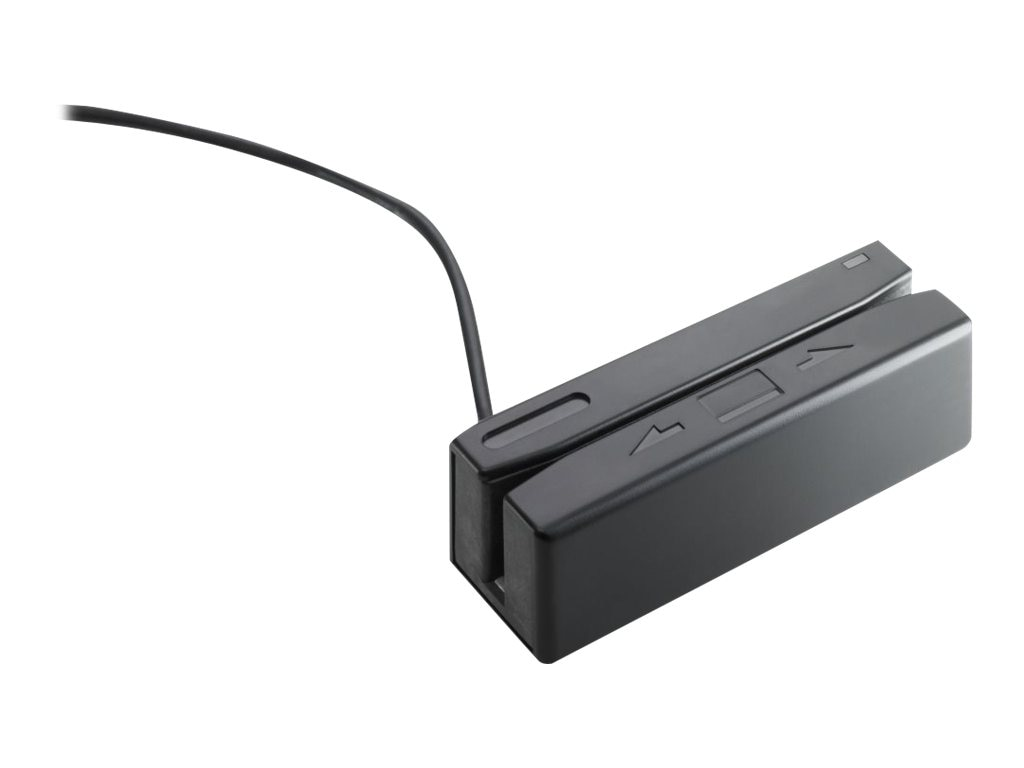 HP Smart Buy USB Mini-MSR with Brackets, FK186AT, 9206347, Magnetic Stripe/MICR Readers