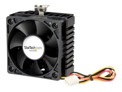 StarTech.com Cooling Fan and Heatsink, 6cm, Pentium III AMD Socket 7 370 TX3 Connection