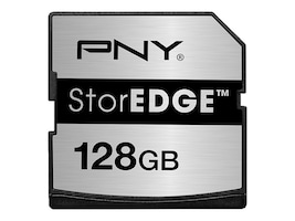 PNY 128GB StorEDGE Flash Memory Expansion Module, P-MEMEXP128U1-GE, 18520881, Memory - Flash