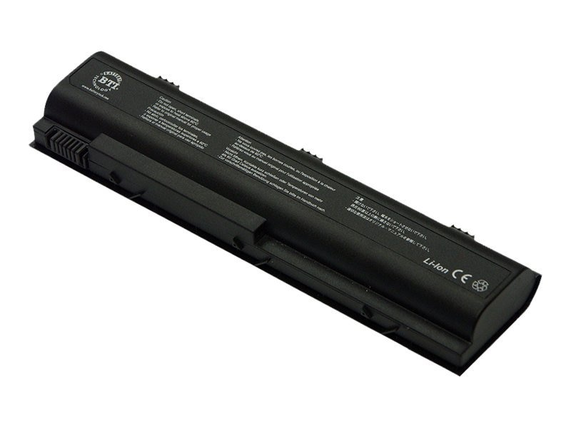 BTI Battery for HP Pavilion DV1000, Replaces HP #PF723A 367759 001, HP-DV1000, 6210471, Batteries - Notebook