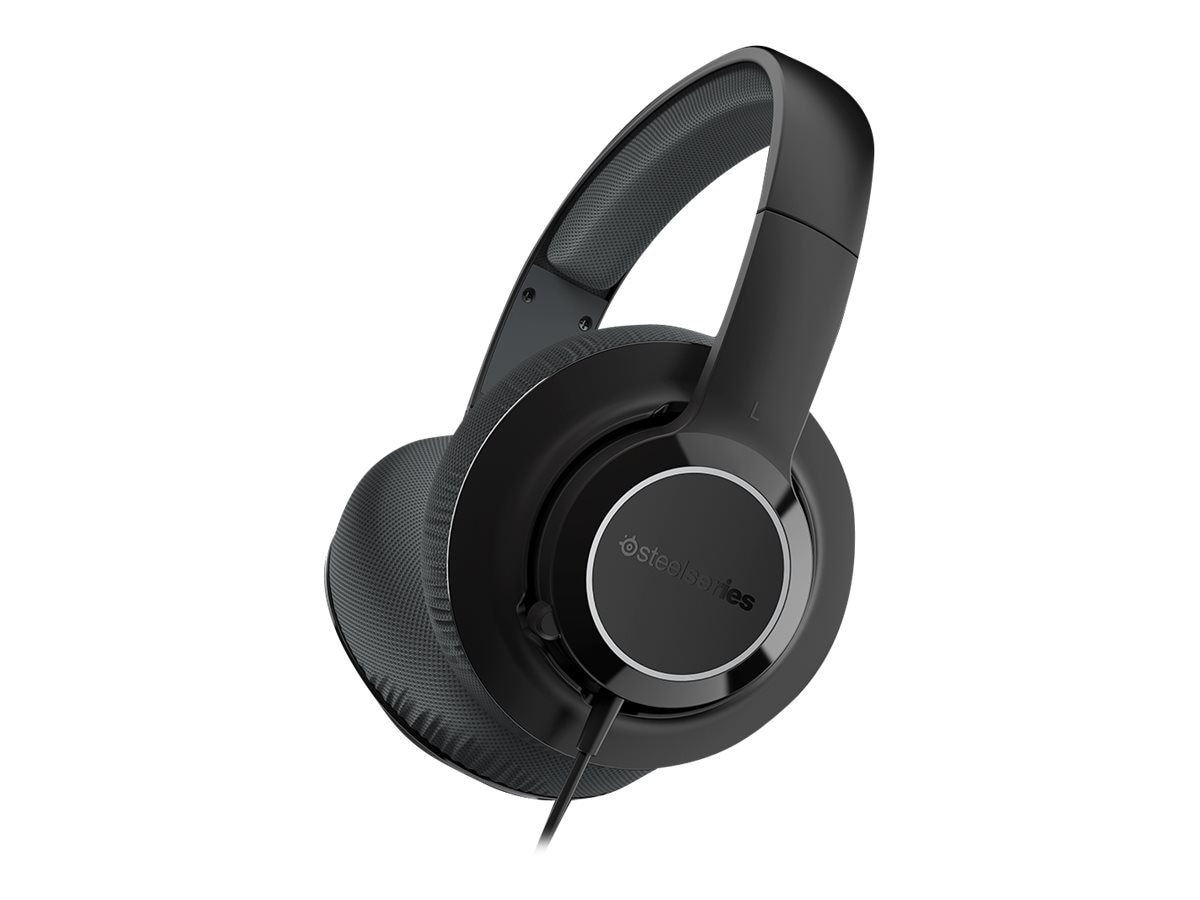 Steelseries Siberia P100 Headset, 61414, 22998140, Headsets (w/ microphone)