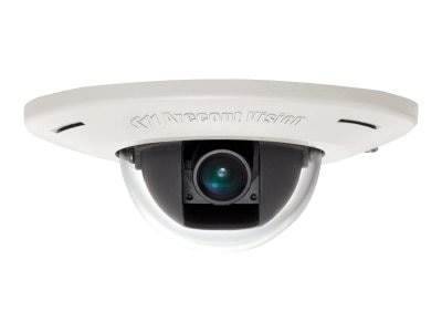 Arecontvision 3MP In-ceiling Mount Indoor Vandal Resistant Dome IP Camera, AV3455DN-F