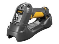 Zebra Symbol DS3578 HD Cordless BT FIPS Security Std Range WVGA Multi-I F Yellow Twilight Black Scanner Only, DS3578-HD2F005WR, 13823161, Bar Code Scanners
