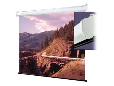 Draper Luma Projection Screen, HC Gray, 4:3, 100, 207052, 11467458, Projector Screens
