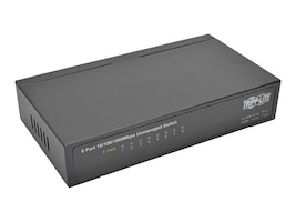 Tripp Lite 8-Port Gb Metal Desktop Switch, Instant Rebate - Save $2, NG8, 32434356, Network Switches