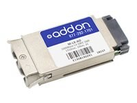 ACP-EP AddOn 1000BASE-LX GBIC SMF For Brocade