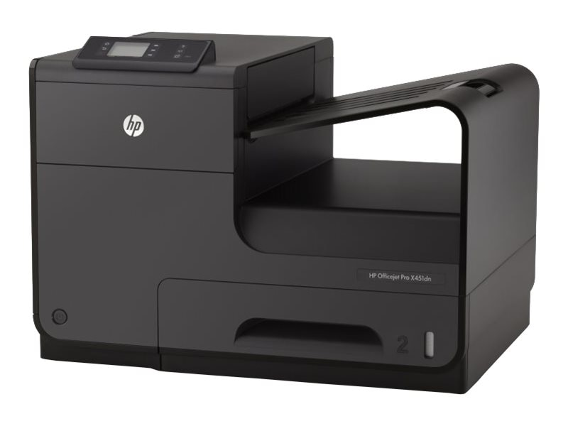 HP Officejet Pro X Series  X451dn Color Printer, CN459A#201, 17340386, Printers - Ink-jet