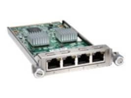 Dell 4-Port GbE Expansion Module for NSA 250M, 01-SSC-8619, 13924341, Network Device Modules & Accessories
