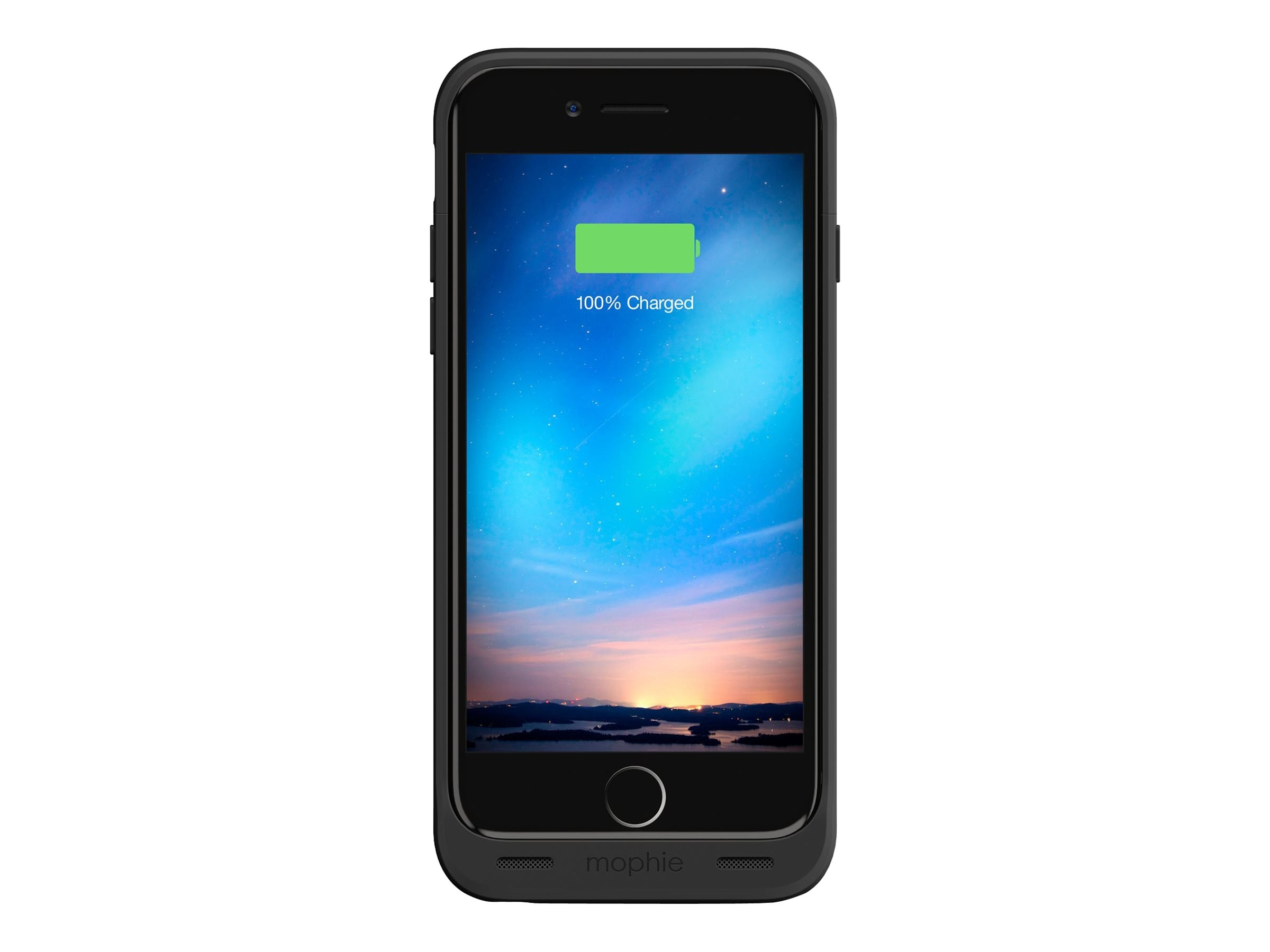 Juice Pack Reserve 1840mAh Battery for iPhone 6s 6, Black