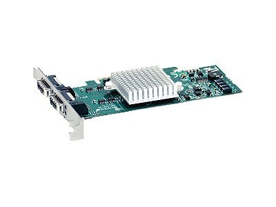 Supermicro AOC UIO ONLY - Infiniband Dual 4X Port, AOC-UINF-M2, 8568549, Network Adapters & NICs