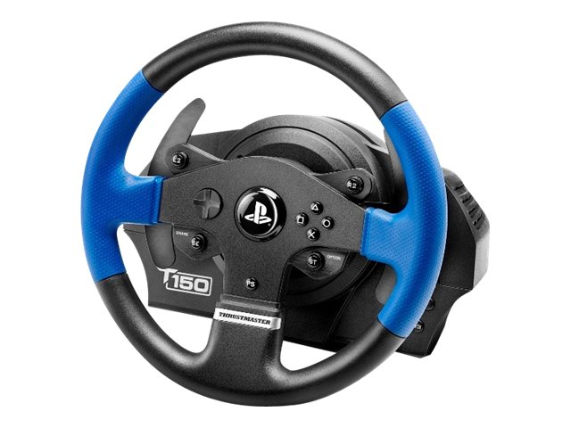 Thrustmaster T150 Force Feedback Racing Wheel for PS3, PS4, 4169080, 30613781, Video Gaming Accessories
