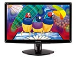 ViewSonic 20 VA2037M-LED LED-LCD Monitor, Black, VA2037M-LED, 15074141, Monitors - LED-LCD