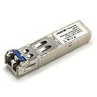 Black Box SFP, 1250-Mbps Fiber with Extended Diagnostics, 850-nm Multimode, LC, 550 m, LFP411, 15132508, Network Transceivers