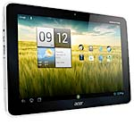 Acer Iconia A210-10g16u : 1.2GHz processor Android 4.0 (Ice Cream