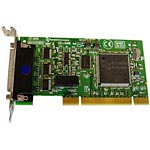 Brainboxes 4-Port Low Profile RS232 PCI Serial Card Opto Isolated TX,RX,GND,CTS & RTS