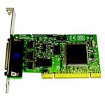 Brainboxes 4-Port RS232 PCI Serial Card Opto Isolated TX RX GND