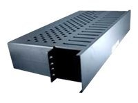 Neat-Patch Horizontal Cable Manager for Chassis System, Unloaded, NP2, 16641363, Rack Cable Management