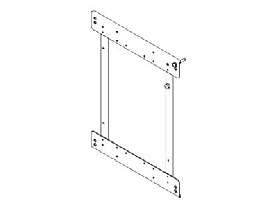 Chief Manufacturing Large Flat Panel Interface Bracket for P-Series