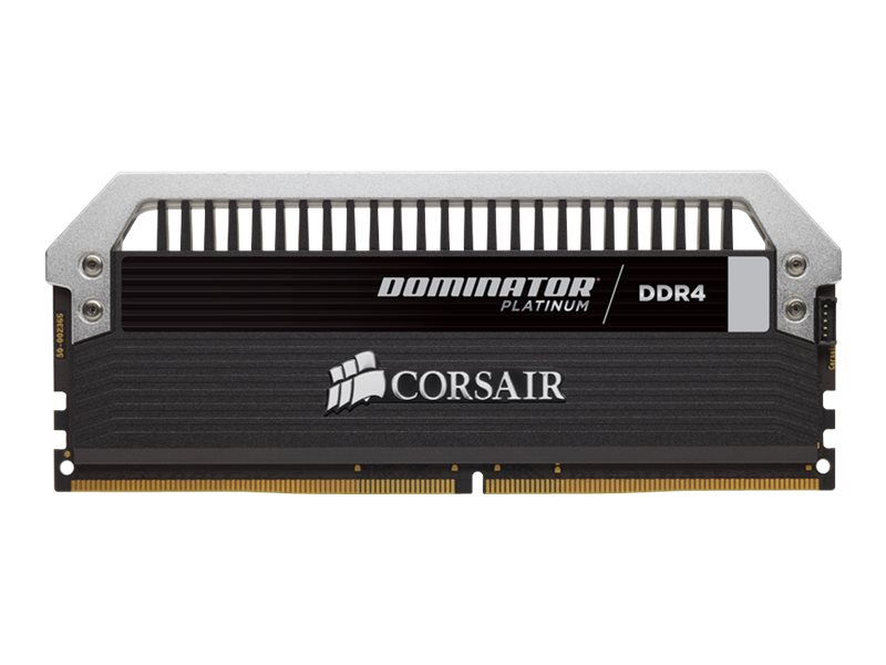 Corsair 128GB (8x16GB) Dominator Platinum 288-Pin PC4-22400 2800MHz DDR4 DIMM Kit, CMD128GX4M8B2800C14, 24326540, Memory