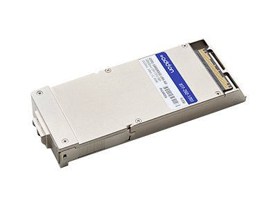 ACP-EP ADDON CFP2-100GBASE-LR4 Compatible CFP2 Transceiver, CFP2-100GBASE-LR4-AO, 31274442, Network Transceivers