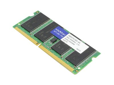 ACP-EP 8GB PC3-12800 204-pin DDR3 SDRAM SODIMM for HP, 689374-001-AA
