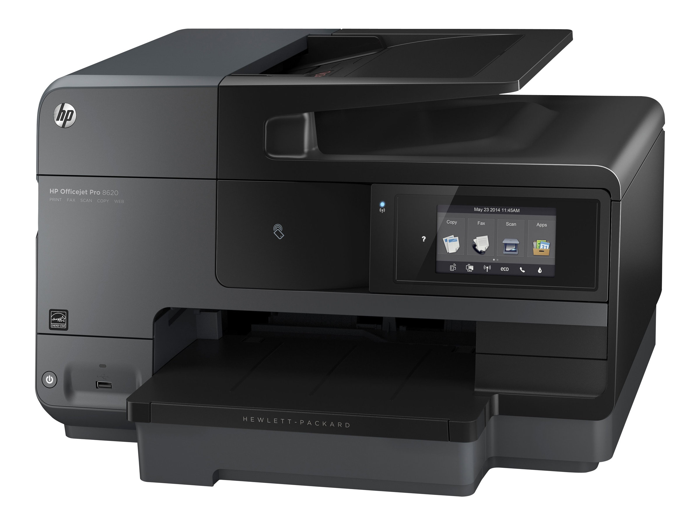 HP Officejet Pro 8620 e-All-in-One Printer ($299.95 - $100 Instant Rebate = $199.95 Expires 2 29 16), A7F65A#B1H, 16940881, MultiFunction - Ink-Jet