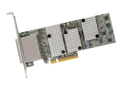Lenovo LSI SAS9206-16e Quad-port x4 HD-miniSAS x8 PCIe 3.0 SAS HBA, 00Y3539, 15791546, Network Device Modules & Accessories