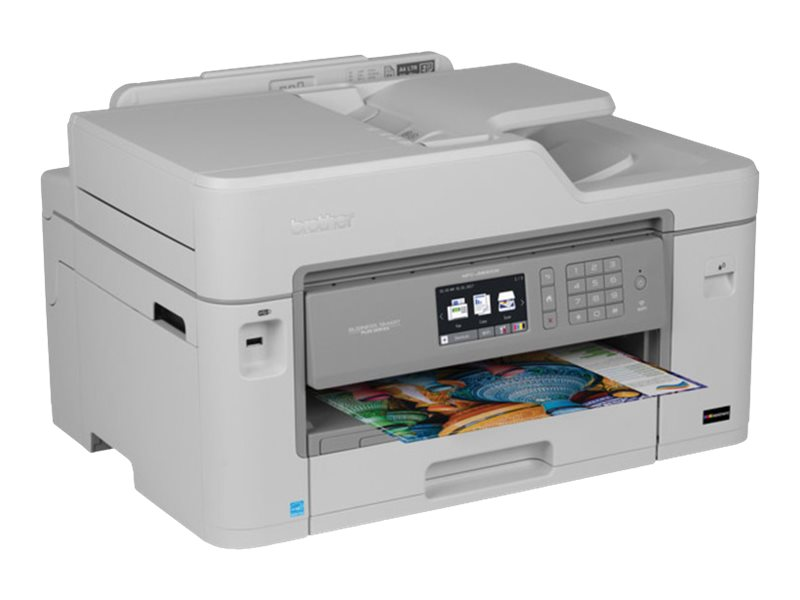 Brother MFC-J5830DW XL Business Smart Plus All-In-One w  (16) INKvestment Cartridges