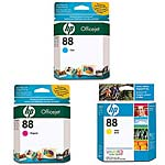 HP 88 Color Combo Ink Pack