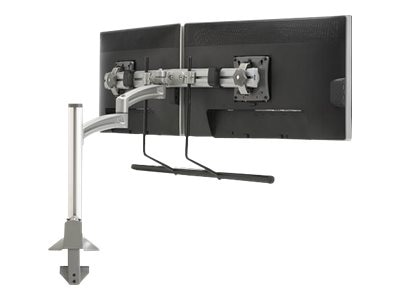 Chief Manufacturing Kontour K2C22HS with Steelcase FrameOne Interface, Silver, K2C22HSXF1