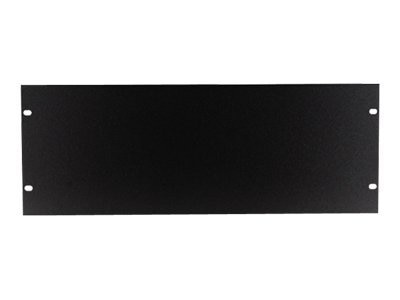 Black Box 2U Rack Filler Panel, Black, RMTB02, 8751917, Rack Mount Accessories