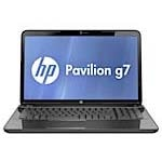 HP Pavilion G7-2318nr : 2.7GHz A6 Series 17.3in display