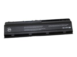 BTI Battery, Li-Ion 10.8V 5200mAh 6-cell for Presario CQ32 CQ42 CQ62 CQ72, HP G42 G62 G72, Envy 17-100, CQ-CQ62, 12492567, Batteries - Notebook