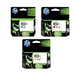 HP 951XL Color (CMY) Officejet Ink Cartridge Value Pack, CN046AN/047AN/048AN, 15700288, Ink Cartridges & Ink Refill Kits
