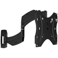 Chief Manufacturing Small THINSTALL Dual Swing Arm Wall Mount - 18 Extension, TS118SU, 15752926, Stands & Mounts - AV