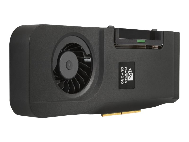HP NVIDIA Quadro K3100M PCIe 3.0 x16 Graphics Card, 4GB GDDR5, E5Z76AT, 17098497, Graphics/Video Accelerators