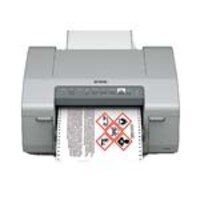 Epson ColorWorks C831 8-Color USB Ethernet DHCP Enabled Wide Label Printer, C11CC68A9971, 18367370, Printers - Label