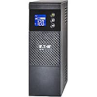 Eaton 5S LCD 700VA 420W 120V Line-interactive Tower UPS 5-15P Input 6ft Cord (8) 5-15R Outlets USB, 5S700LCD, 15792477, Battery Backup/UPS