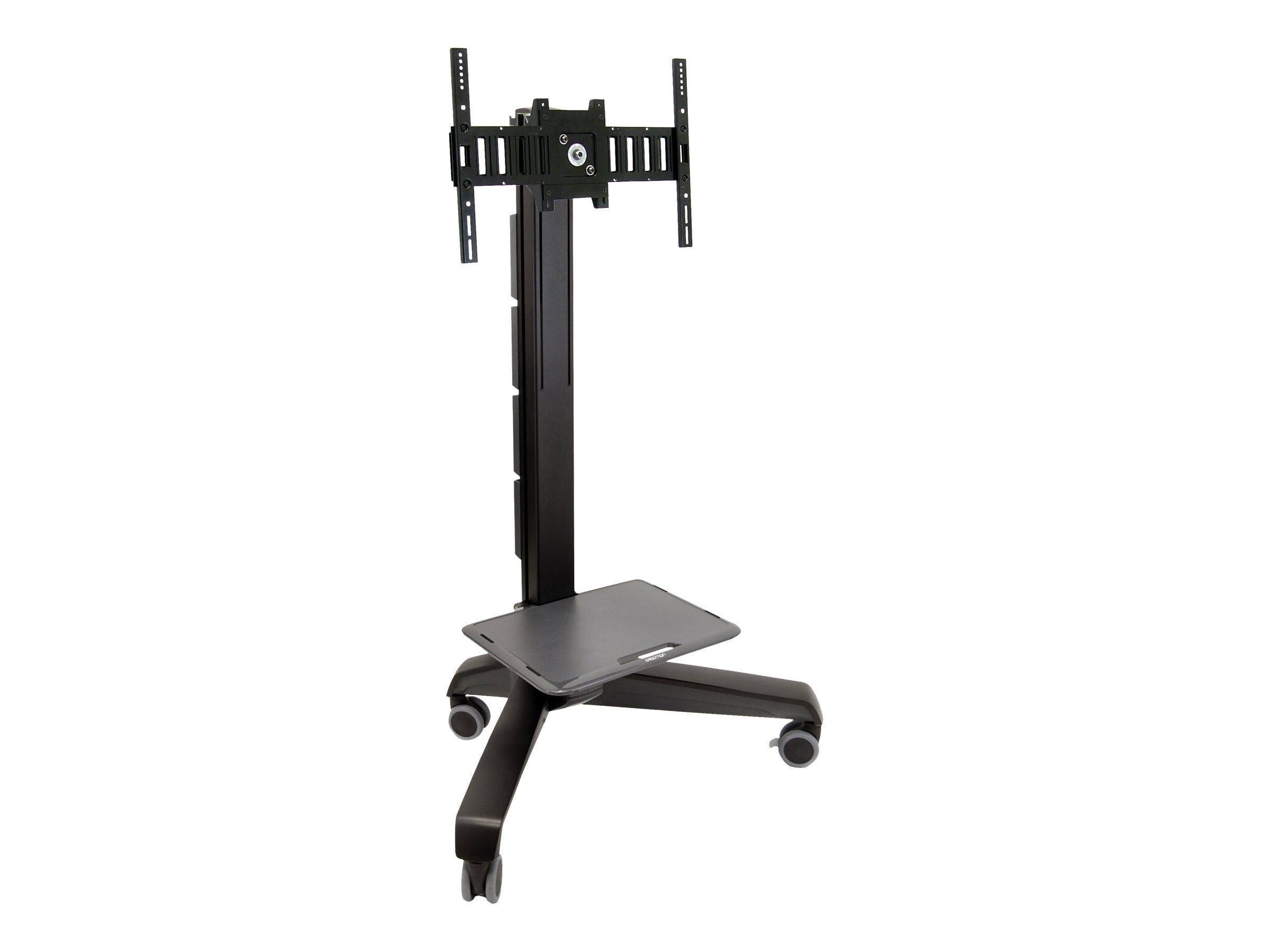 Ergotron Neo-Flex Mobile MediaCenter LD Monitor Cart, 24-190-085, 12487400, Monitor & Display Accessories
