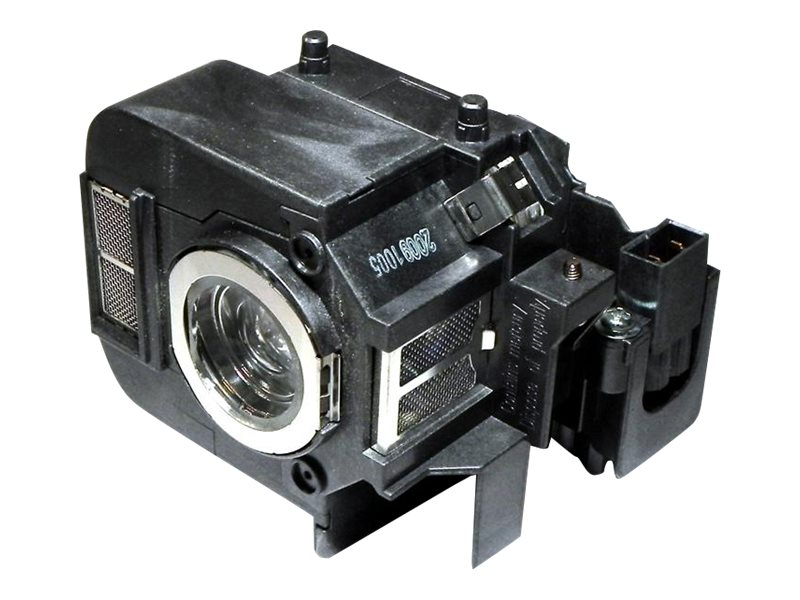 Ereplacements Front projector lamp for Epson EB-825, EB-84, EB-85, PowerLite 825, PowerLite 84 and 85, ELPLP50-ER