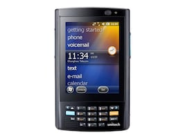 Unitech PA520 Mobile Computer, Laser, WiFi, Bluetooth, Battery, WEH 6.5 Classic, PA520-9S60UMDG, 17714974, Portable Data Collectors