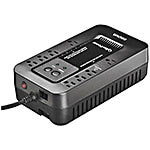 CyberPower ECO Series 550VA 330W Simulated Sine Wave Standby Tower UPS (8) Outlets