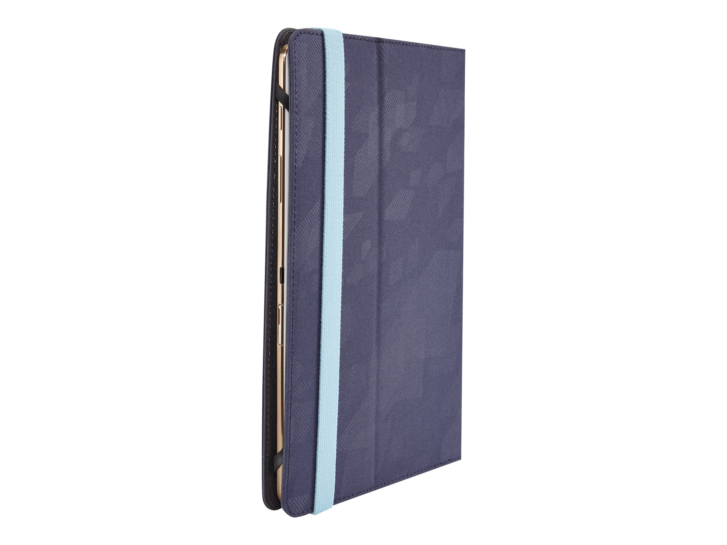 Case Logic SureFit Folio for 8 Tablet, Indigo, CEUE1108INDIGO, 31285141, Carrying Cases - Tablets & eReaders